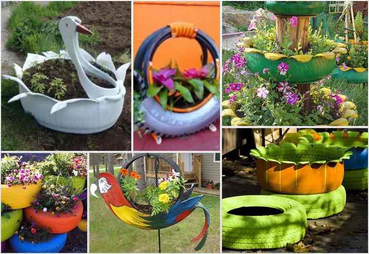 Садовые клумбы красота, которую вы создаёте