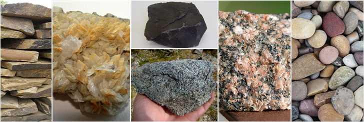 Из каких камней делают клумбы своими руками