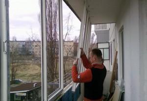 Как самостоятельно установить металлопластиковое окно1